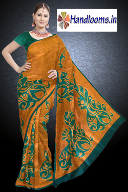 Latest Bhagalpur silk sari for formal wear Indian womens wear saris